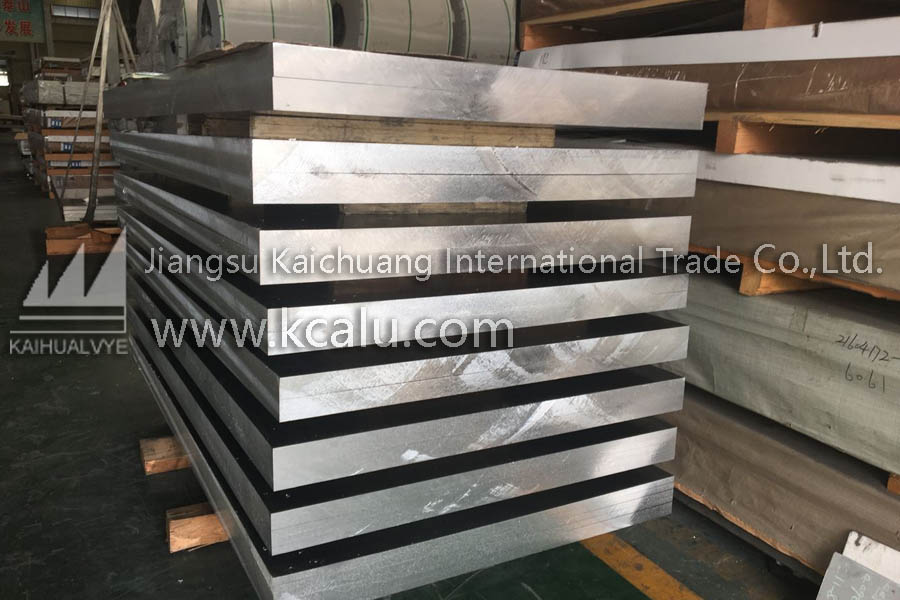 6061 T6 thick aluminum plate